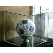 Urna de cristal para balón