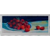Bodegón fresas