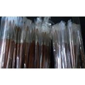 Pinceles para óleo sintétoco