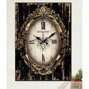 Reloj madera vintage