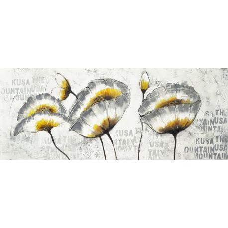 Óleo flores